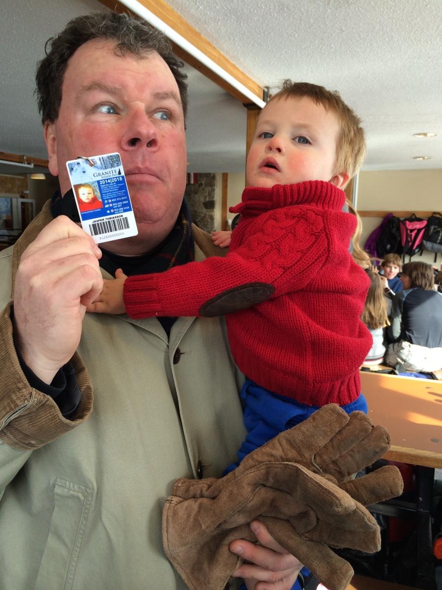 Ski Pass!